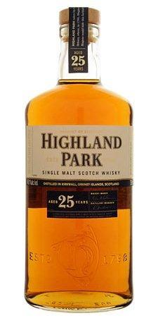 Highland Park 25 Yrs 750ml