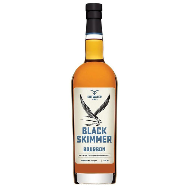 Cutwater Spirits Black Skimmer Bourbon Whiskey 750ml