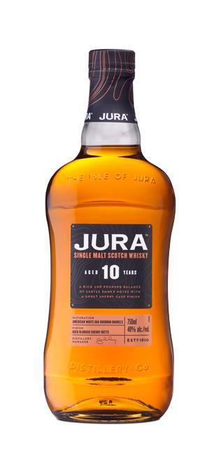 Isle Of Jura 10 Yrs. 750ml
