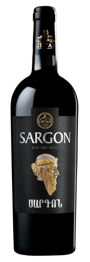 Sargon Red Dry Reserve 750ml