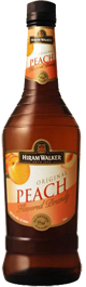 Hiram Walker Peach Brandy 750ml