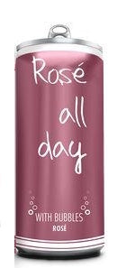 Rose All Day Sparkling 250ml Cans 4PK