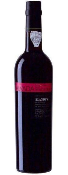 Blandy's Old Alvada Madeira 5 Year 750ml