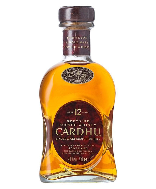Cardhu Single Malt 12Yrs 750ml