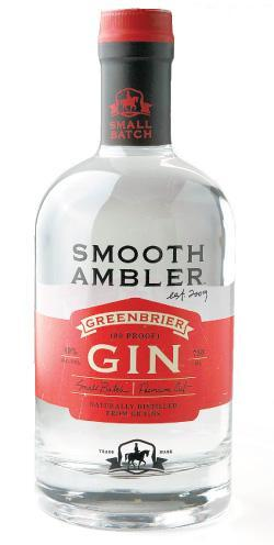Smooth Ambler Greenbrier Gin 750ml