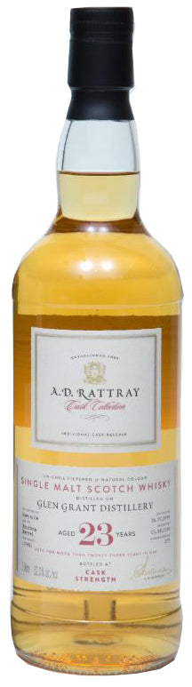 A.D. Rattray Glen Grant 1995 23Yr 750ml