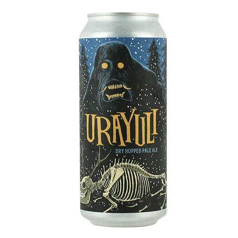 Abomination Urayuli Pale Ale 4Pk Can