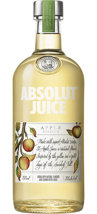 Absolut Juice Apple 750ml
