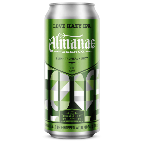 Almanac Love Hazy IPA 16oz Can