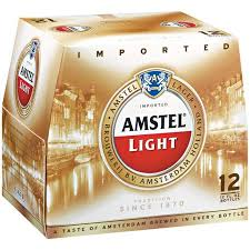 Amstel Light 12pk Bottles