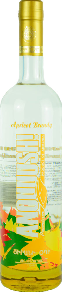 Anouuush! Apricot Brandy 100Pf 750ml