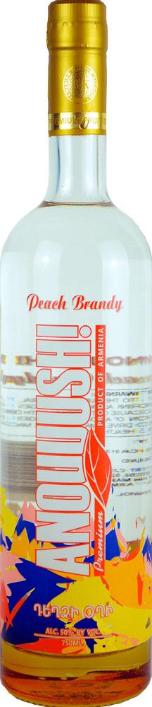 Anouuush! Peach Brandy 100Pf 750ml