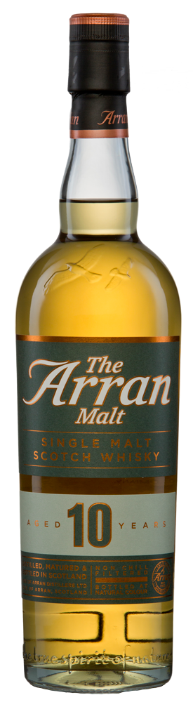 Arran Malt 10 Yrs. 750ml