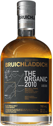 Bruichladdich 2010 The Organic Single Malt Whisky 750ml