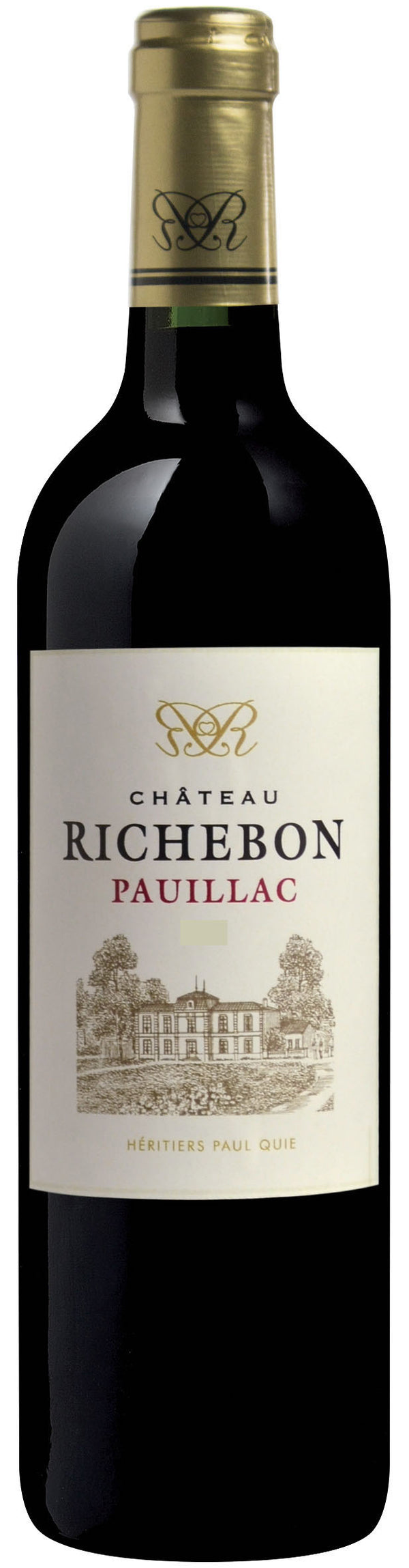 Chateau Richebon Pauillac 2015 750ml