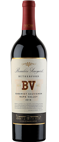 BV Rutherford Cabernet Sauvignon 2016 750ml