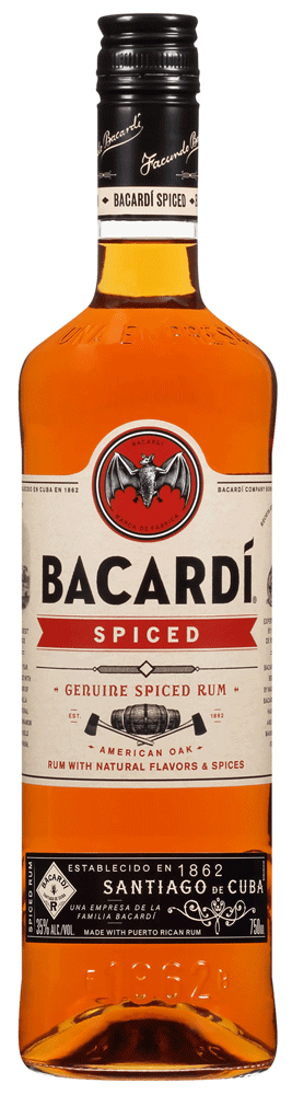 Bacardi Spiced 750ml
