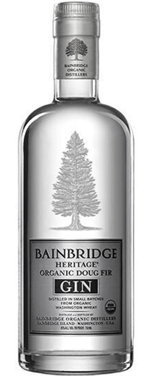 Bainbridge Heritage Organic Douglas Fir Gin 750ml