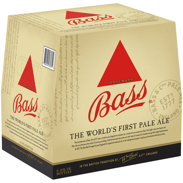 Bass Pale Ale 12pk