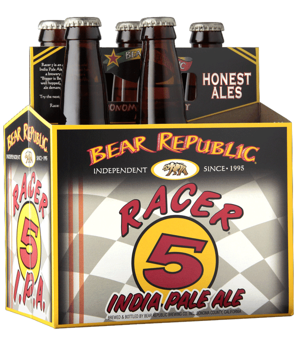 Bear Republic Racer 5 6pk Btls