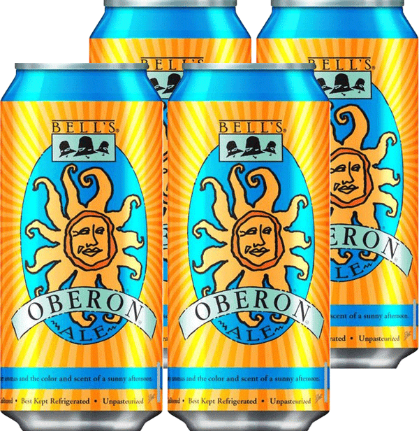 Bell's Oberon Ale 4pk Cans