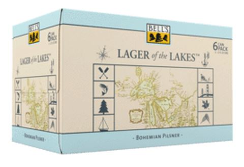 Bell's Lager Of The Lakes 6pk
