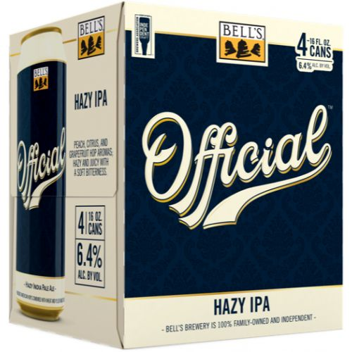 Bell's Official 16oz 4pk Cans