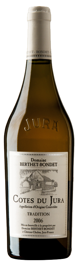 Berthet Bondet Cotes du Jura Tradition 750ml