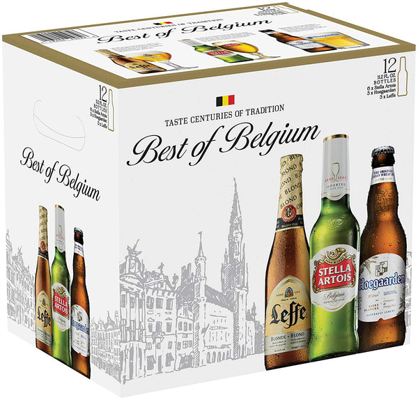 Best of Belgium 12pk