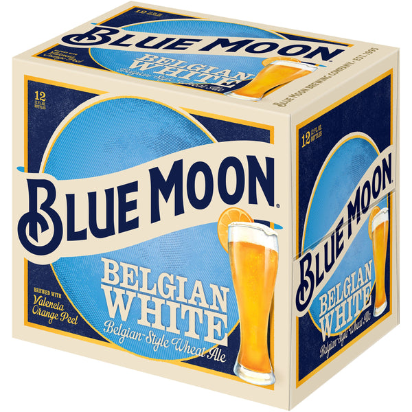 Blue Moon Belgian White 12pk Btls