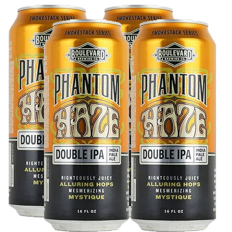 Boulevard Phantom Haze 16oz 4pk Cans