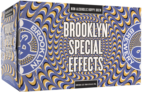 Brooklyn Brewery Special Effects Hoppy N/A 6pk Cans