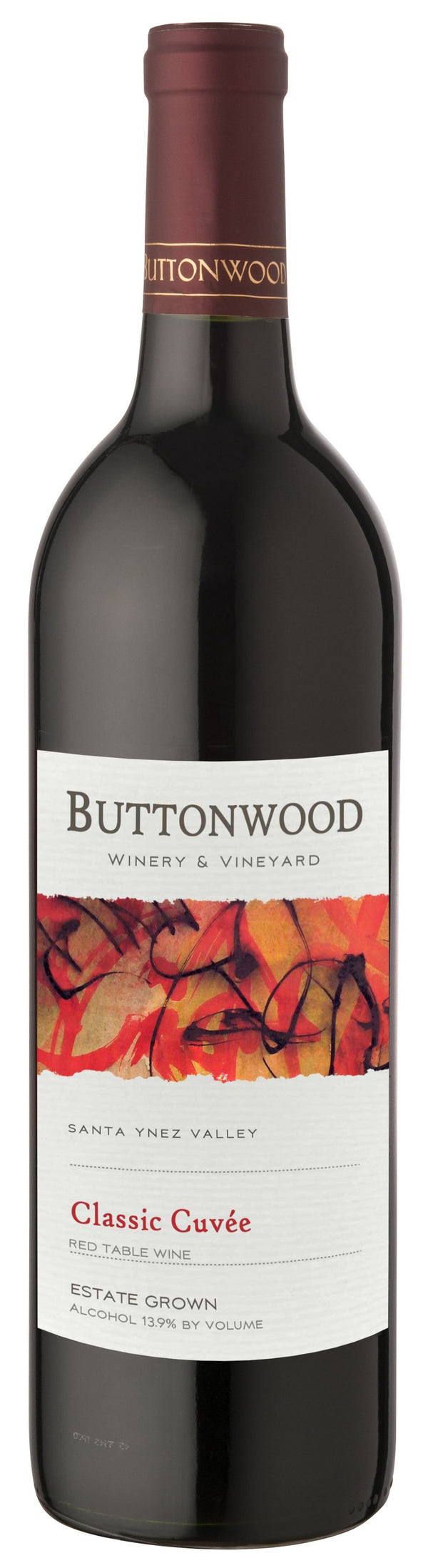 Buttonwood Santa Ynez Valley Classic Cuvee 2017 750ml