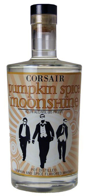 Corsair Pumpkin Spice Whiskey 750ml