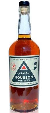 Cardinal Spirits Straight Rye 750ml