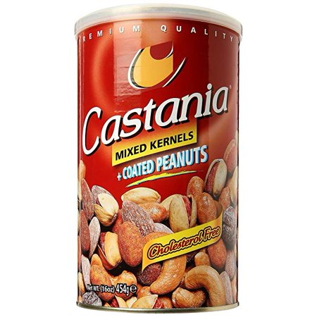 Castania Mixed Kernels (Red)