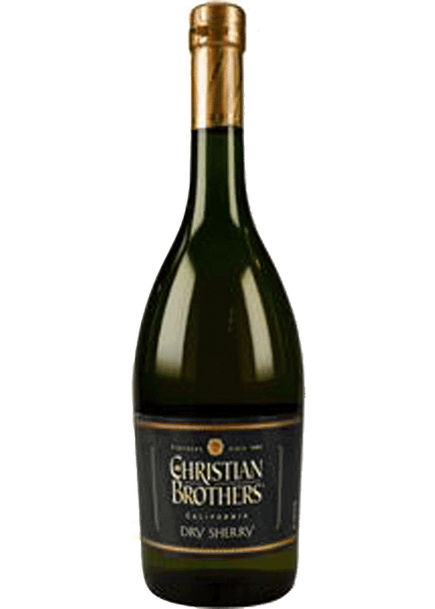 Christian Brothers Dry Sherry 750ml