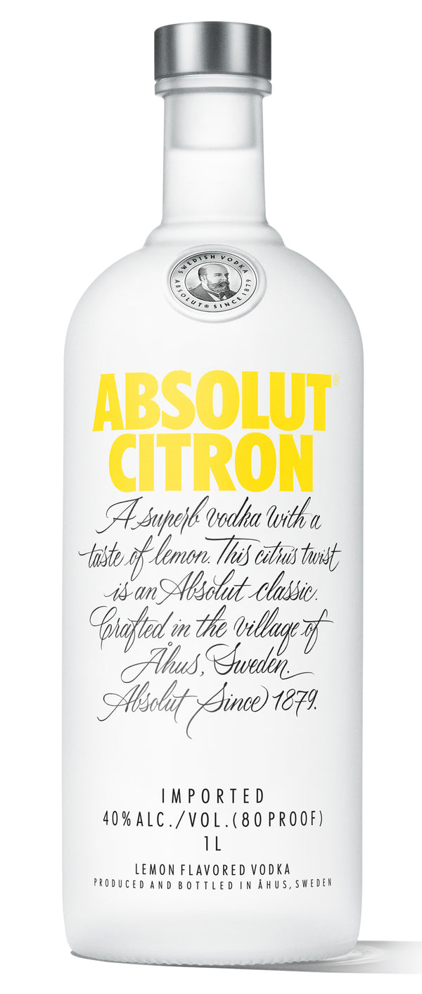 Absolut Citron 1.75L