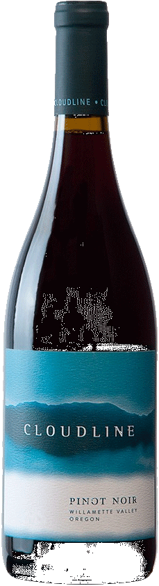 Cloudline Williamette Pinot Noir 2018 750ml