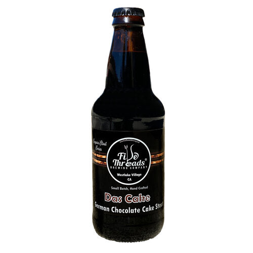 Five Threads Das Cake Pastrystout 12oz Bottle