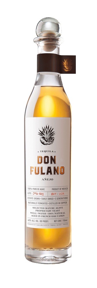 Don Fulano Anejo 3Yrs 750ml