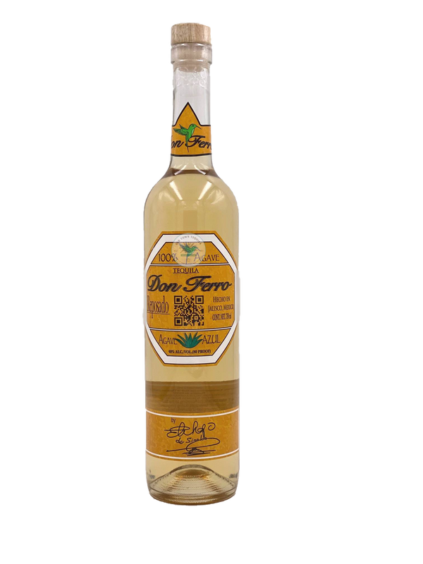 Don Ferro Tequila Reposado 750ml