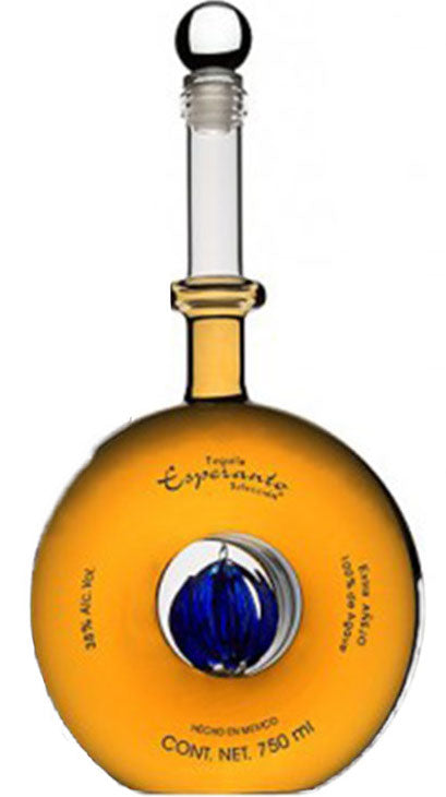 Esperanto Tequila Extra Anejo 750ml