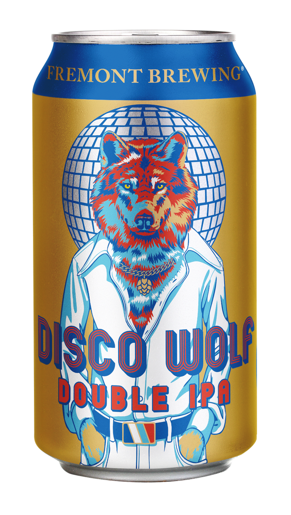 Fremont Disco Wolf DIPA 6pk Cans