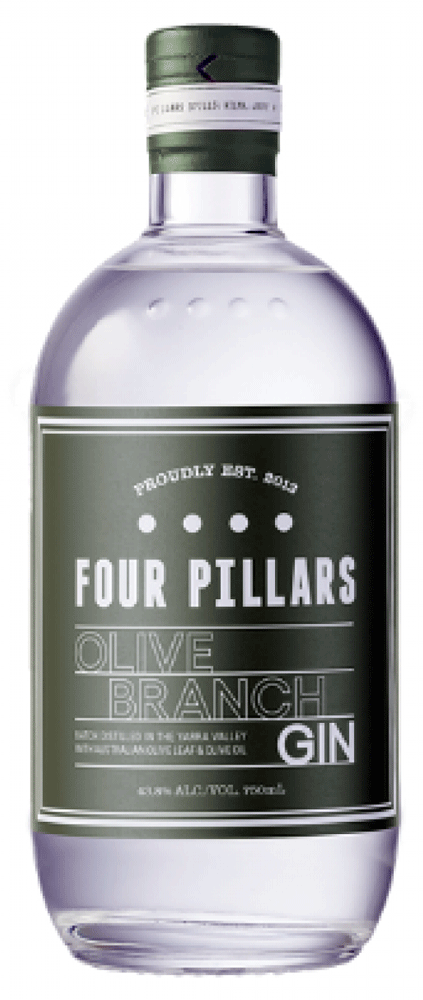 Four Pillars Olive Branch Gin 750ml