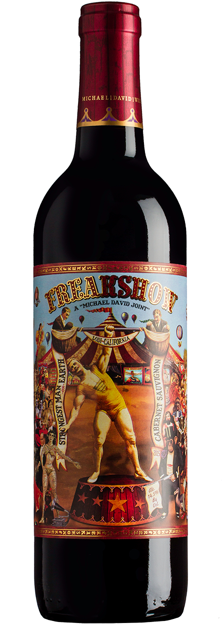 Michael David Freakshow Cabernet Sauvignon 750ml