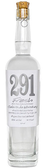 Distillery 291 Fresh Colorado Whiskey 750ml