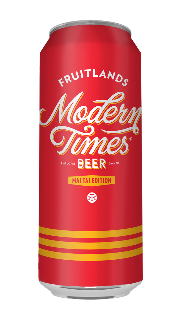 Modern Times Fruitlands Mai Tai Sour 19.2oz Can