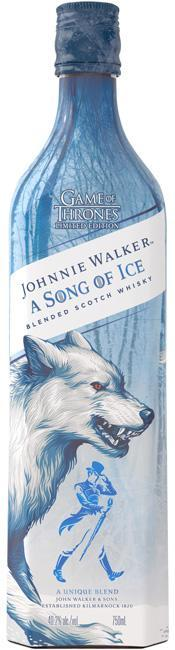 Johnnie Walker Song of Ice Blended Scotch Whisky 750ml