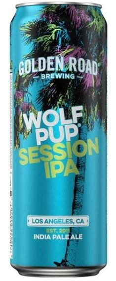 Golden Road Wolf Pup Session IPA 25oz
